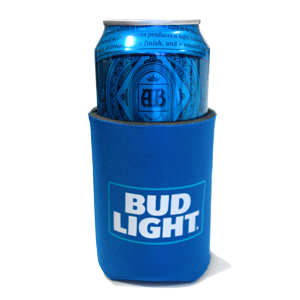 Captivating Bud Light Can Cooler 1