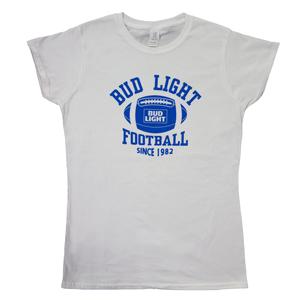 Ladies-Bud-Light-football-shirt